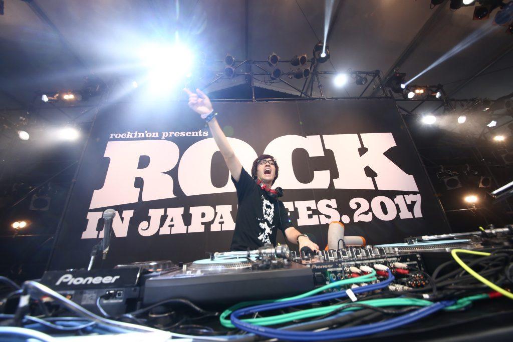 DJ和RIJF