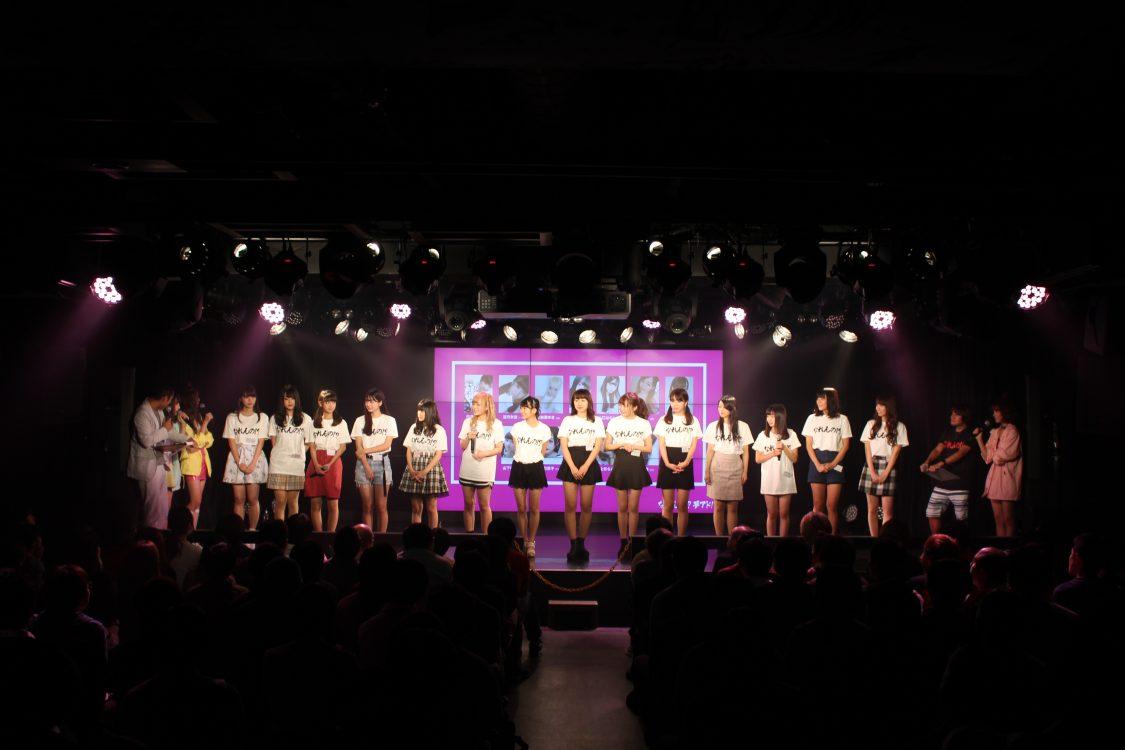 週刊夢みるアドレセンス! 夢アド新メンバー候補生14名、全員集合!