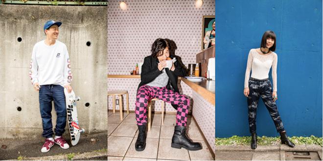 〈G-Star RAW〉のデニムを穿く、25人のジーンズスタイル
