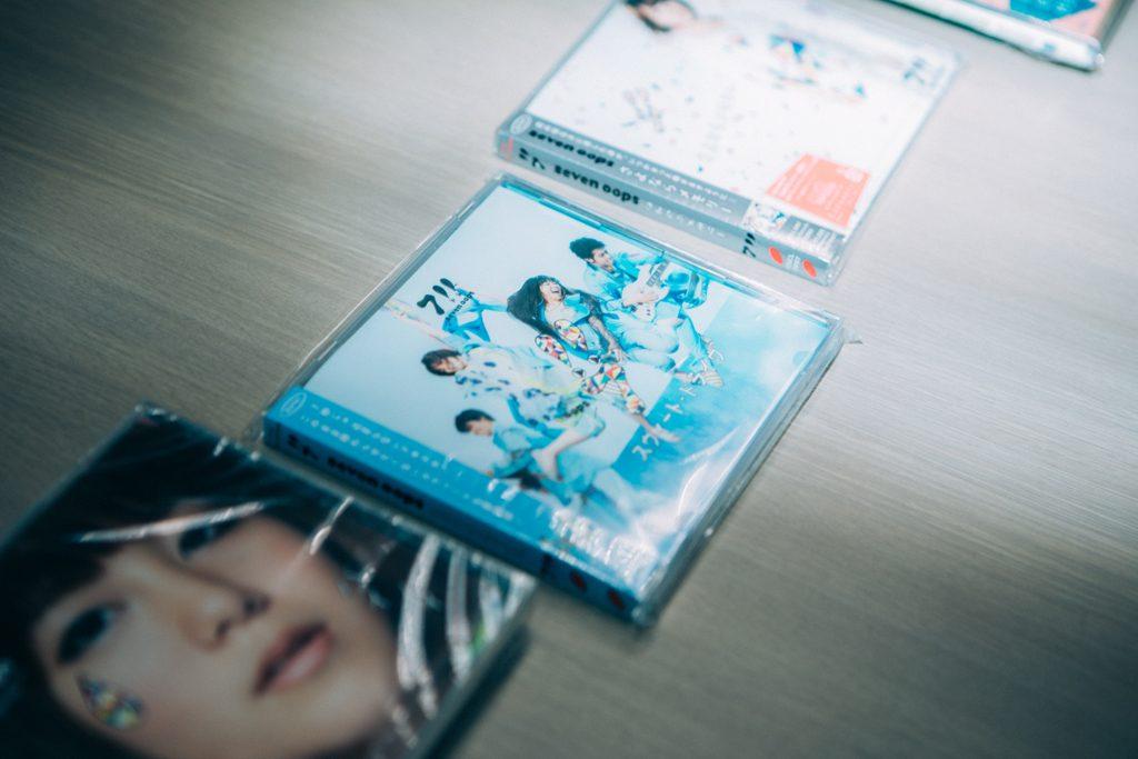 7!!4枚目のシングル「スウィート・ドライブ」