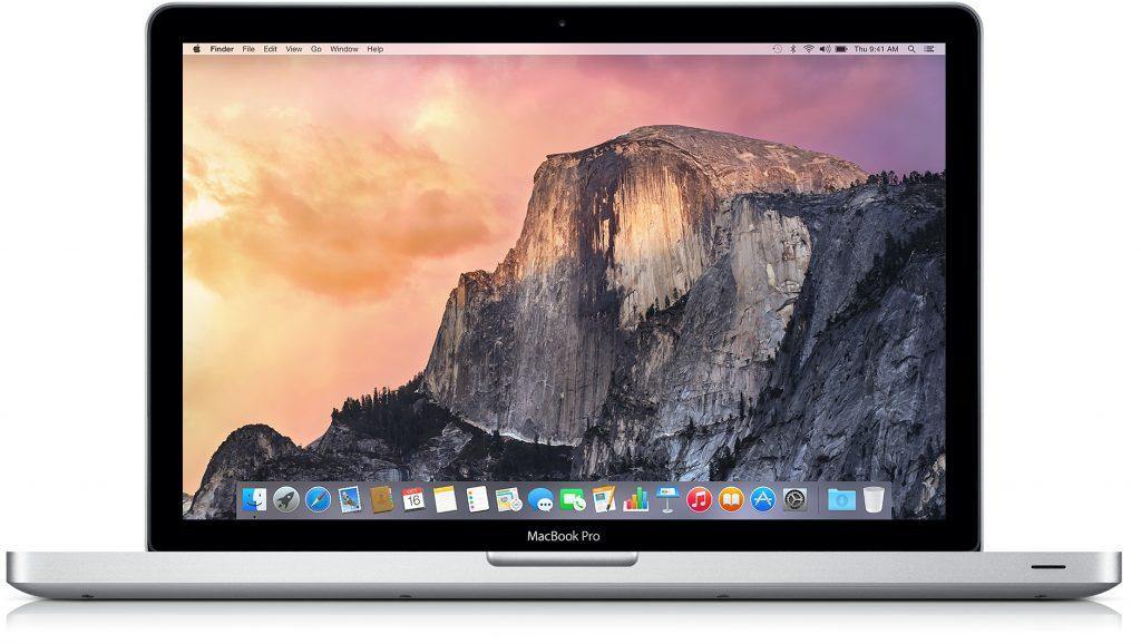 ミーティア MacBook Pro