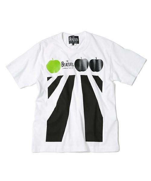 ギャルソン ビートルズ Tシャツ