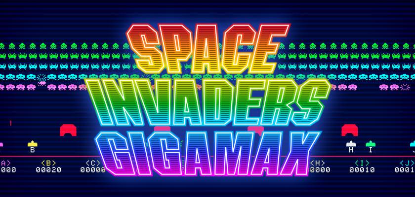 スペースインベーダー スペースインベーダーギガマックス