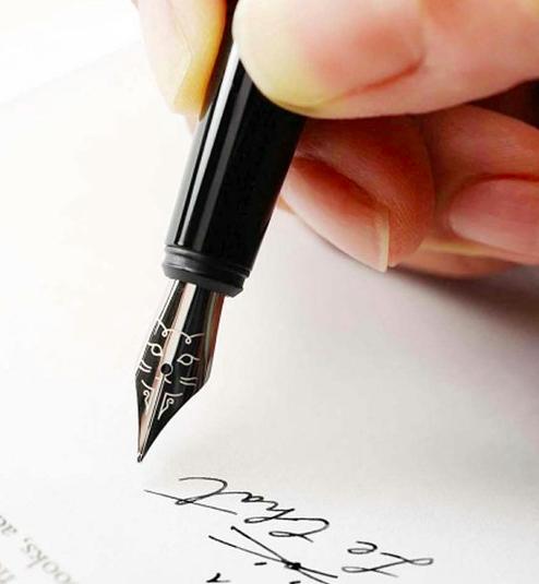 文房具 猫の万年筆