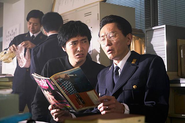 素敵なダイナマイトスキャンダル, 末井昭