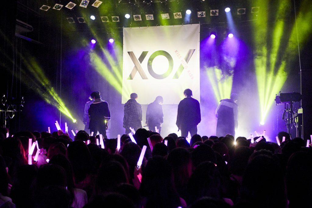 XOX, キスハグキス