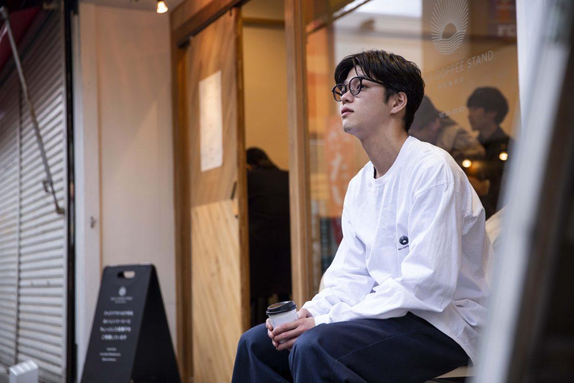 DAILY COFFEE STAND小川優「東京の音楽」