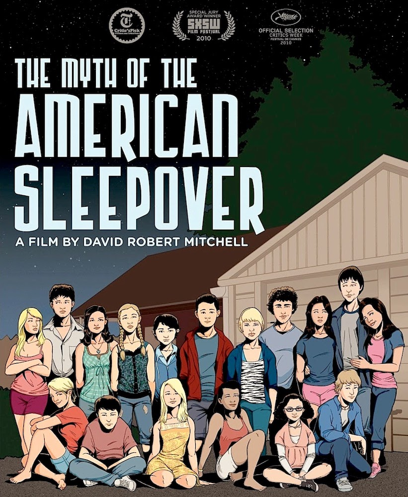 the myth of american sleepover