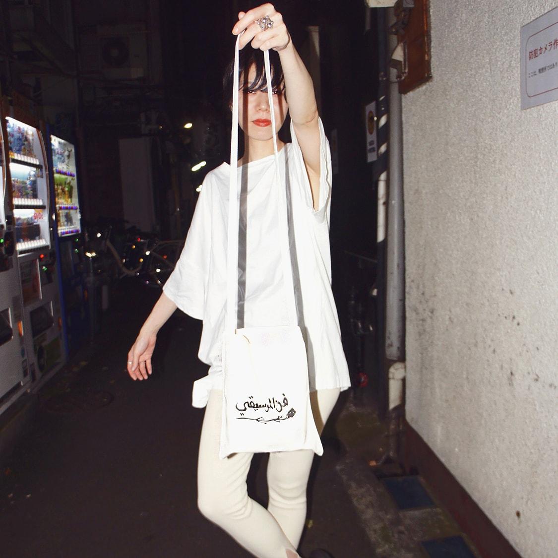 ARABIAsacoche:norahi〈UKABU apparel〉のサコッシュ