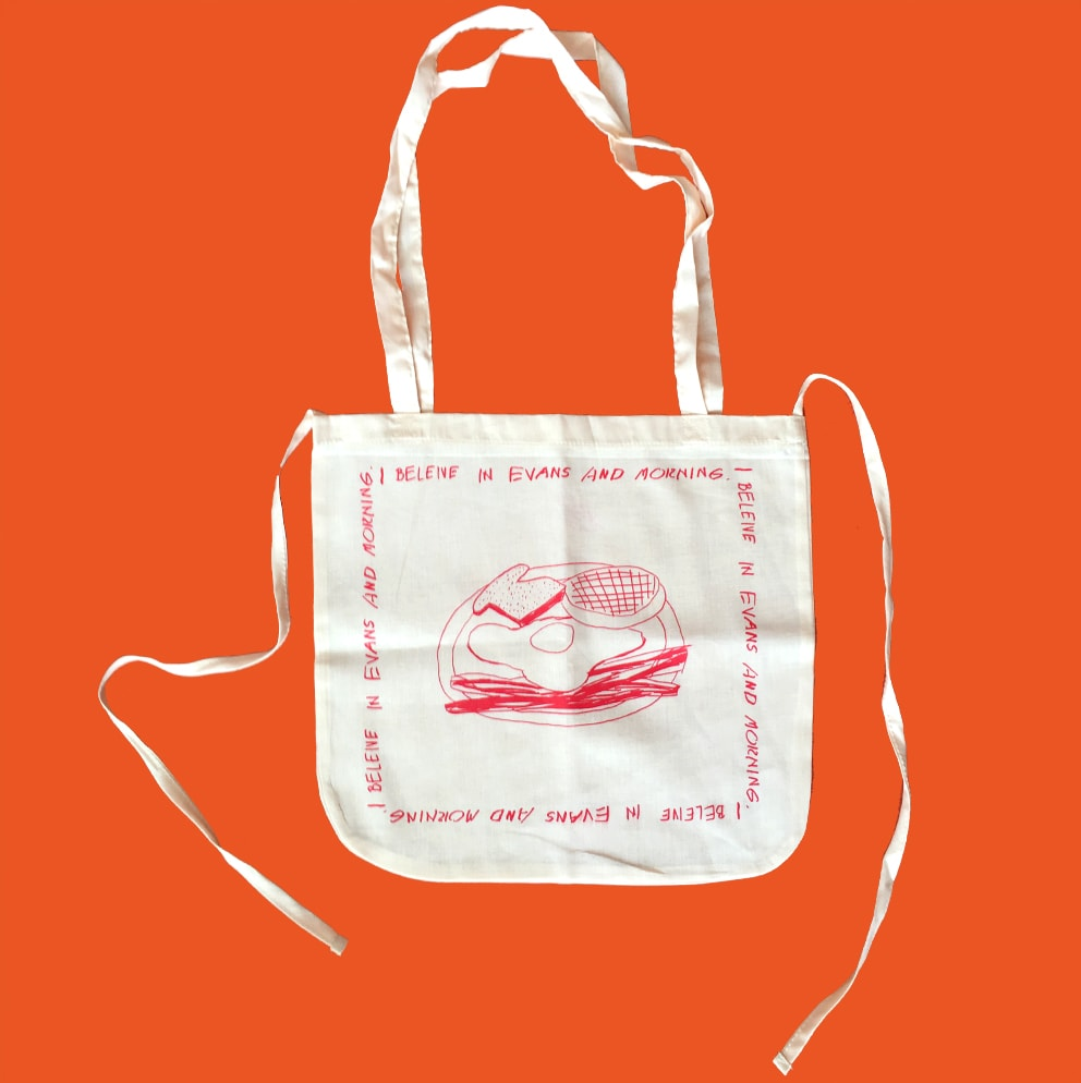 MORNING UKABU sacoche bag:norahi〈UKABU apparel〉のサコッシュ