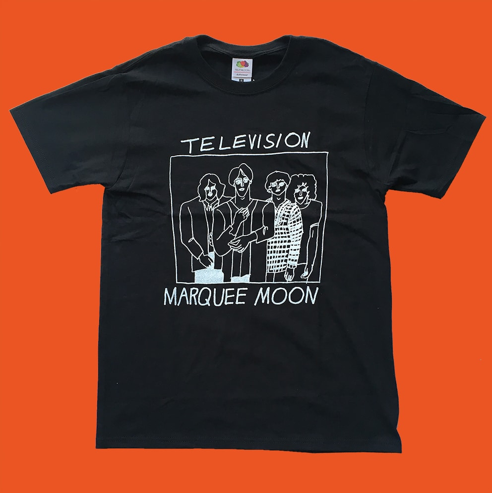 TELEVISIONtee:norahi〈UKABU apparel〉のTシャツ
