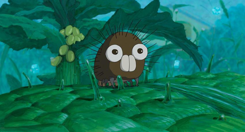 宮崎駿『毛虫のボロ』世界を新しく見るイバラード目を検証する