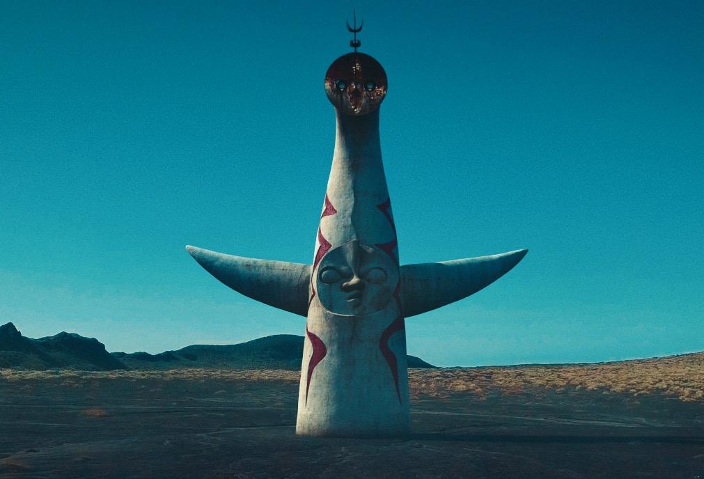 太陽の塔,岡本太郎,関根光才