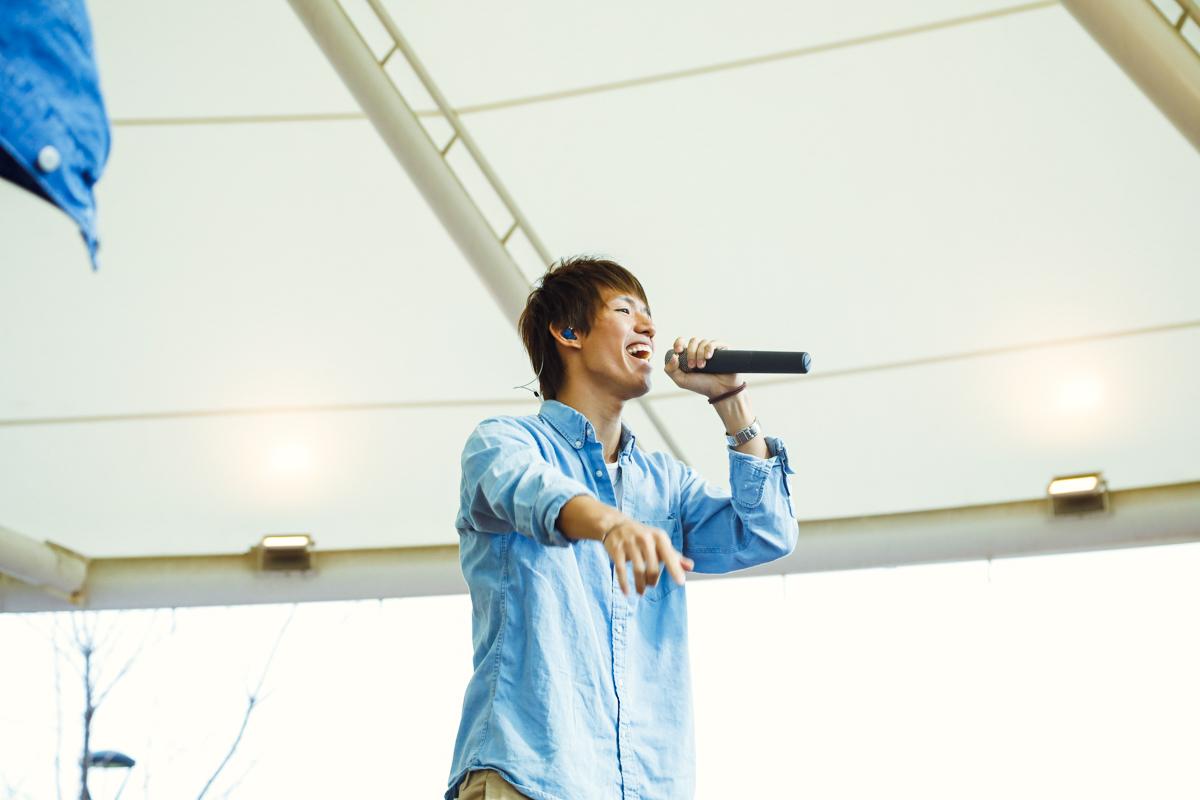 スカイピース 歌 ライブ