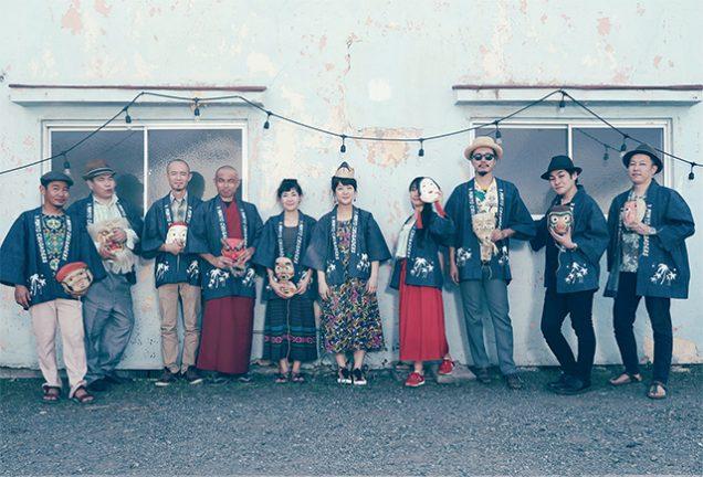 民謡クルセイダーズ、略して民クル!日本発の祭り音楽、民謡が超イケてる!