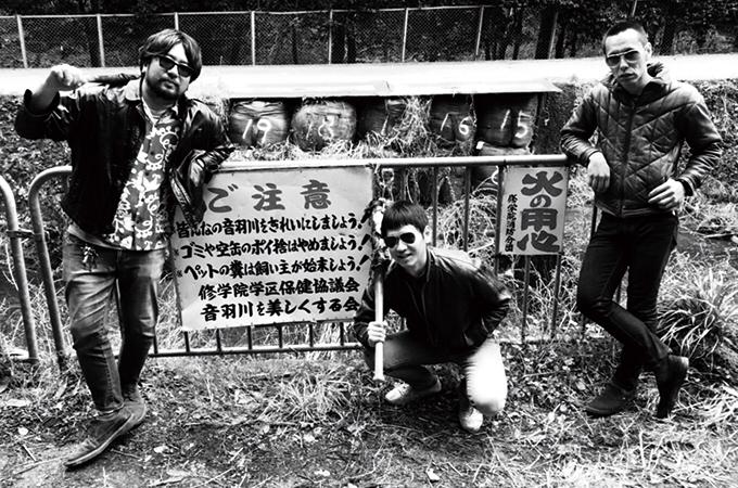 台風クラブ 憂いを帯びた美しき日本語を操るロックバンド