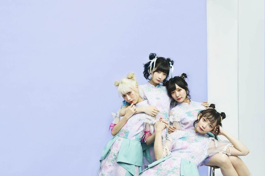 4人組アイドルグループuijinが紡ぐ「neo tokyo」な音楽