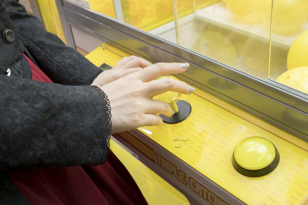 橋爪もも,クレーンゲーム,エブリデイ行田店
