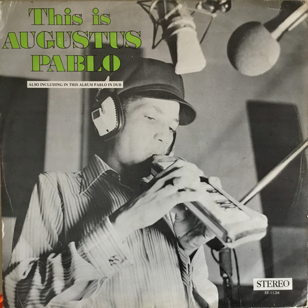 LINE MUSIC,ミーティア,石野亜童,This Is Augustus Pablo / Augustus Pablo cover