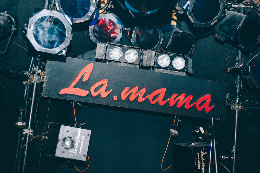渋谷 ライブハウス la.mama