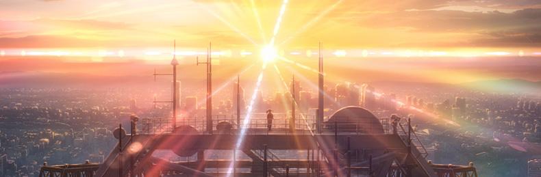 『天気の子』の新海誠監督へ、世界がオマージュを捧げた映像4編