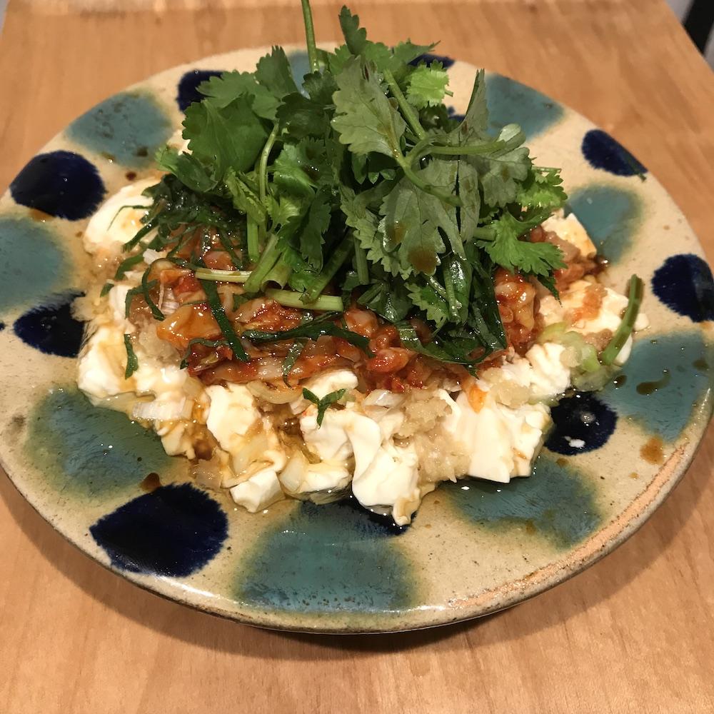 クボタ食堂 クボタマサヒコ レシピ 冷奴