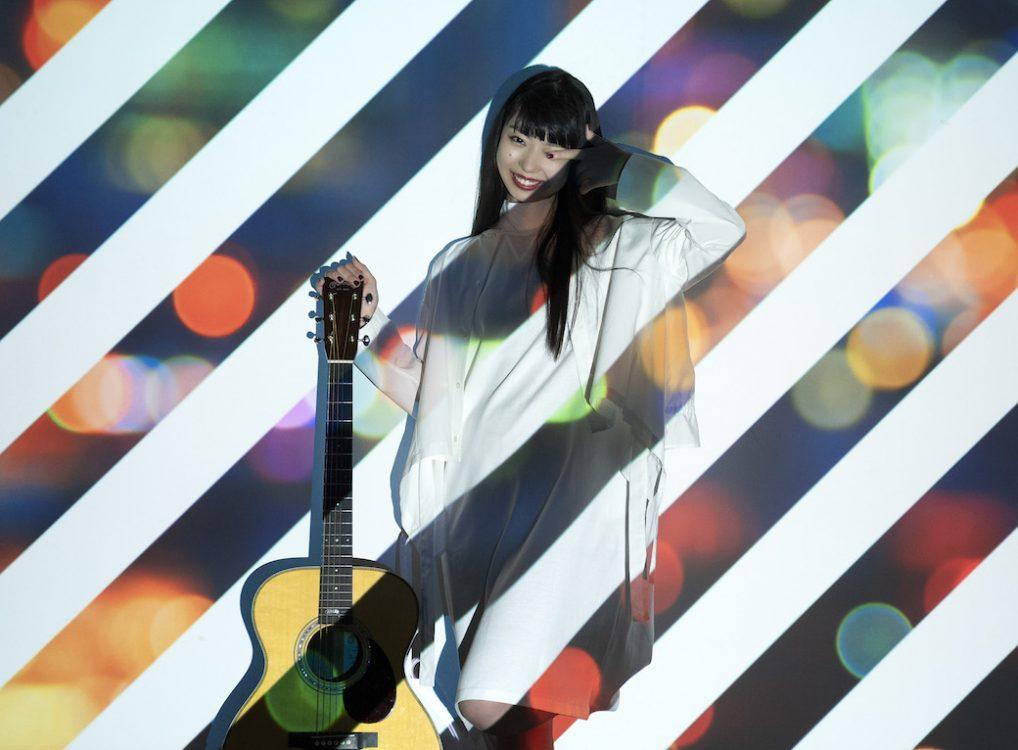 70' 80' 90'sの音楽史を咀嚼し体現する竹内アンナの圧倒的発信力