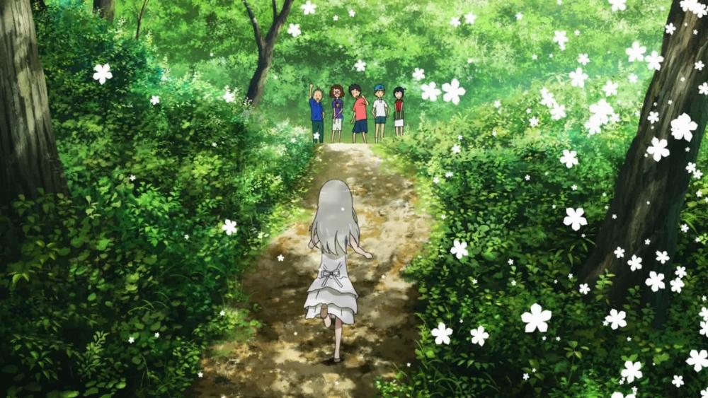 あの日見た花の名前を僕達はまだ知らない