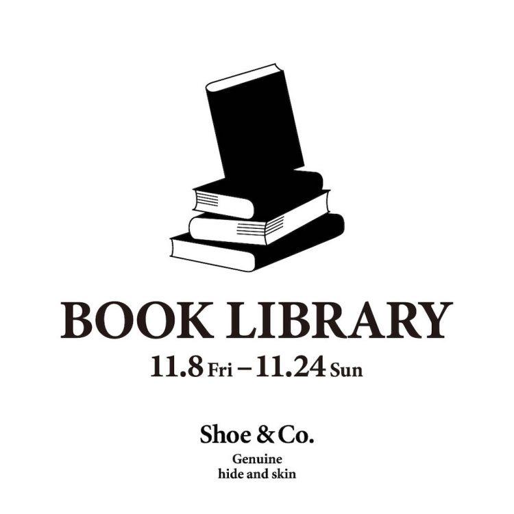 Book Library@REGAL Shoe & Co.が開催