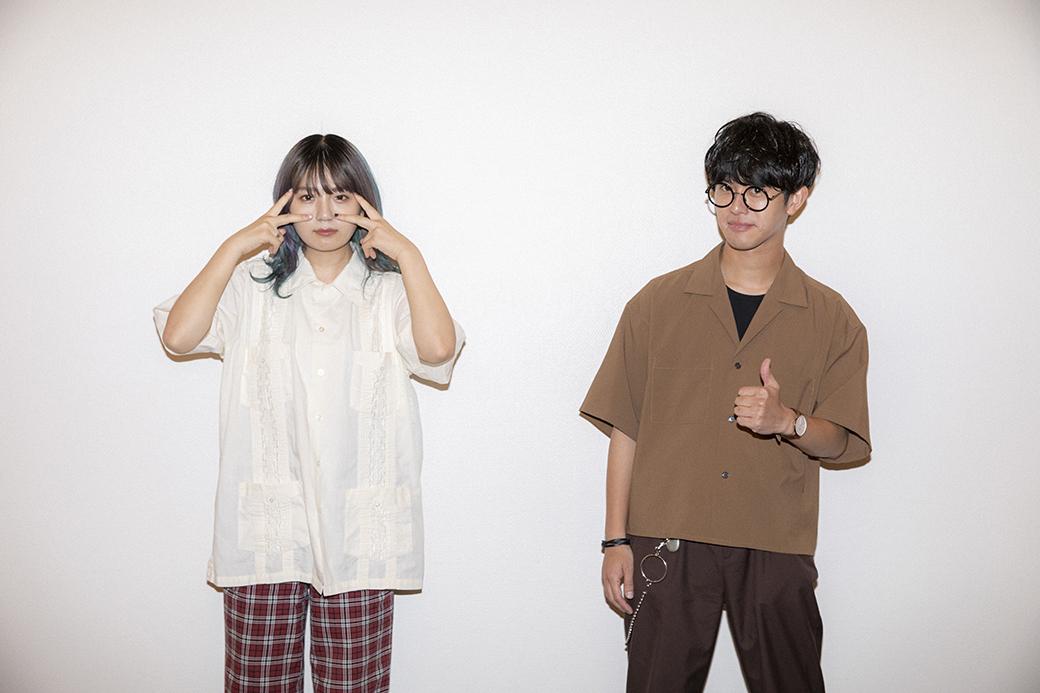 北澤ゆうほ(the peggies)の東京シティ散歩|vol.EX 田邊駿一(BLUE ENCOUNT)