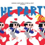 NORDISK CAMP SUPPLY STORE by ROOTが主催するTHE PARTY Vol.3開催決定!!!!