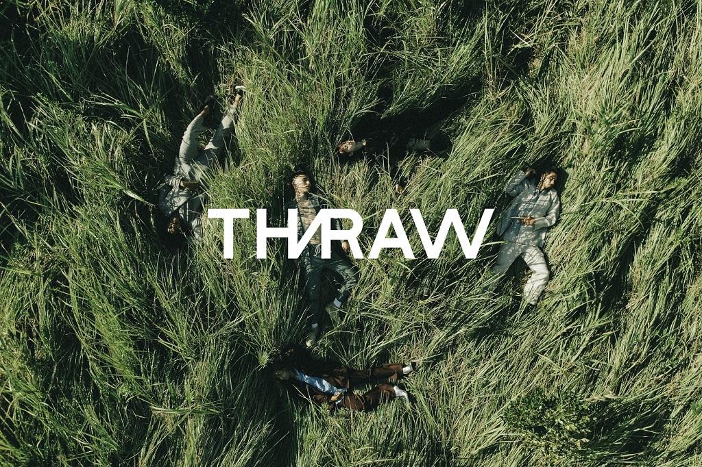 全く新しいコンセプトを持ったブランド<THRAW>がデビュー