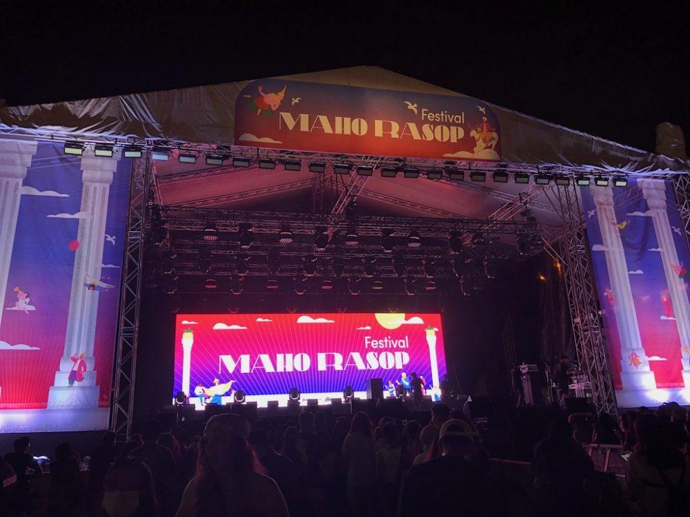 タイのインディフェス「Maho Rasop Festival」に行ってきた