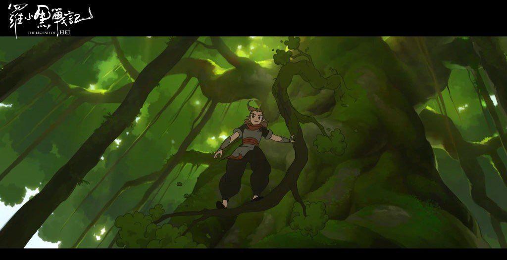 口コミで人気『羅小黒戦記』自然と人間の相剋描くファンタジー映画
