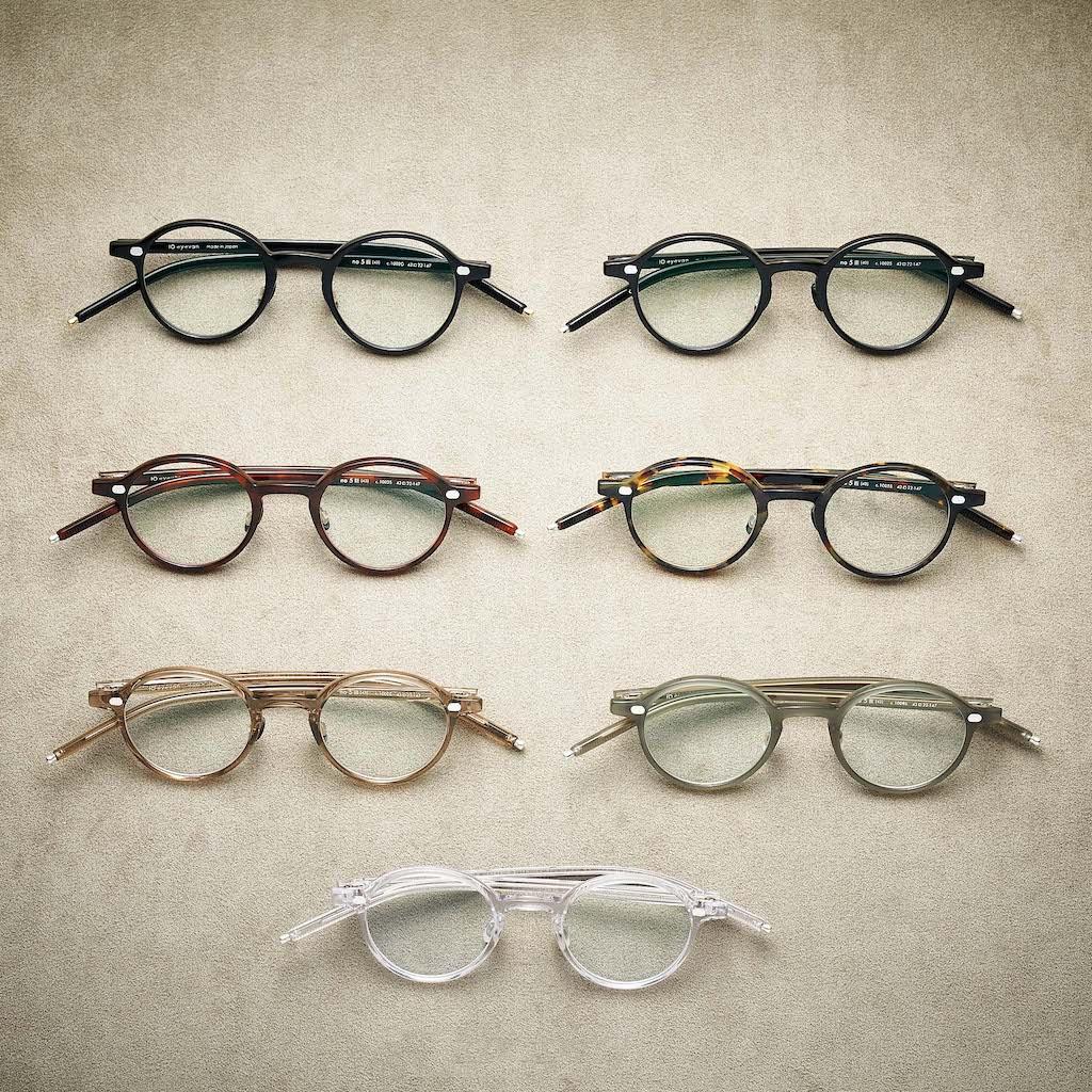 10 eyevan,10アイヴァン,セルロイド