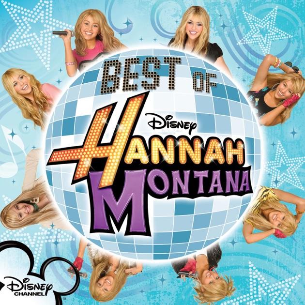 LINE MUSIC Hannah Montana