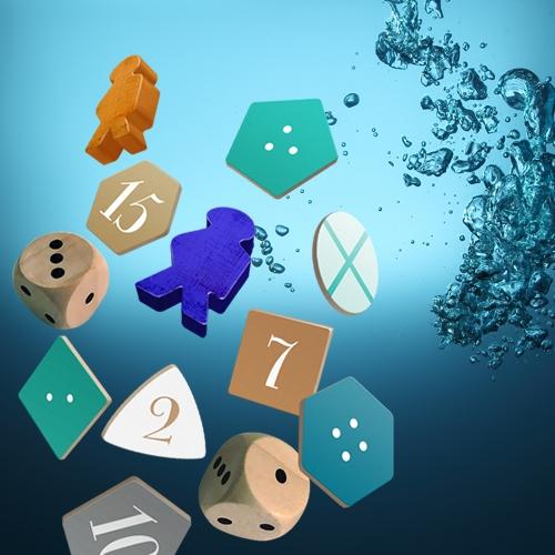 人気ボードゲーム「海底探検」全世界販売数が20万部突破