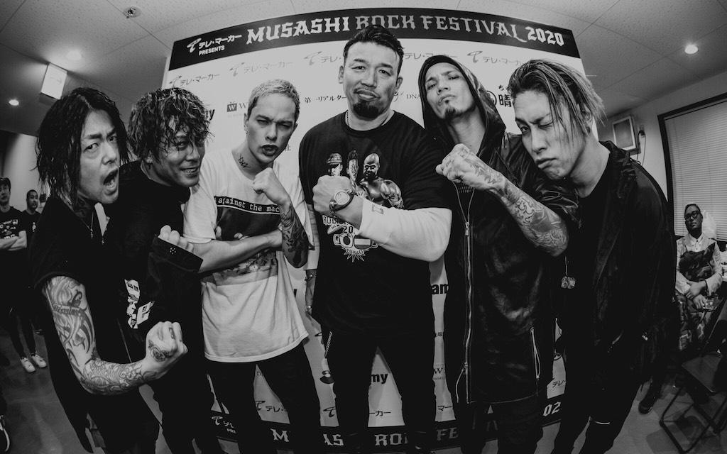 格闘技×ロック=熱狂!MUSASHI ROCK FESTIVAL2020イベントレポ
