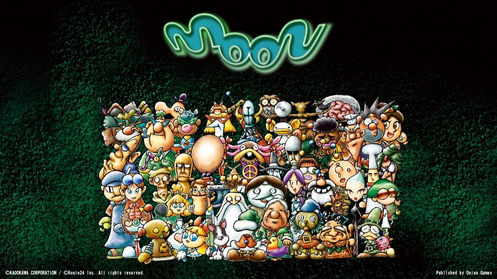 moon ゲーム