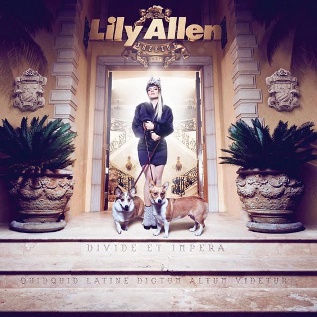 LINE MUSIC Lily Allen