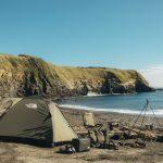 ザ・ノース・フェイス「フィールデンス」自由なキャンプスタイルをサポート