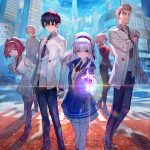 東映アニメから新PJ。第1弾『クリアワールド』が9月発売に