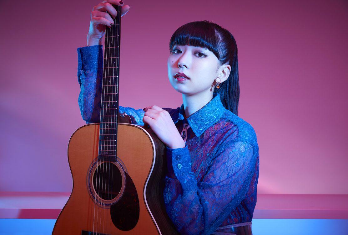 竹内アンナ。最高に心地いい声+上質ギターポップの化学反応