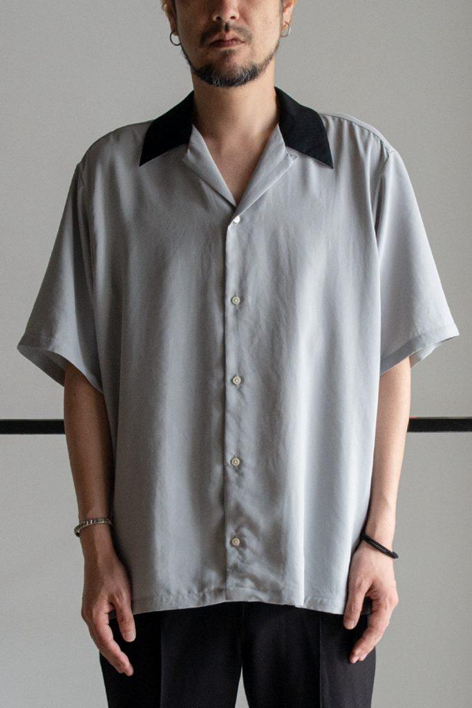 RAINMAKER,レインメーカー,現代の琳派,木村英輝,ミリタリージャケット,ボーリングシャツ,