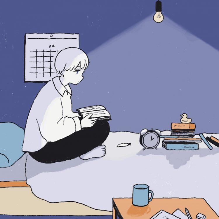 """「生活は忘れて」ストーリーズ #06 """"それまでおやすみ"""""""