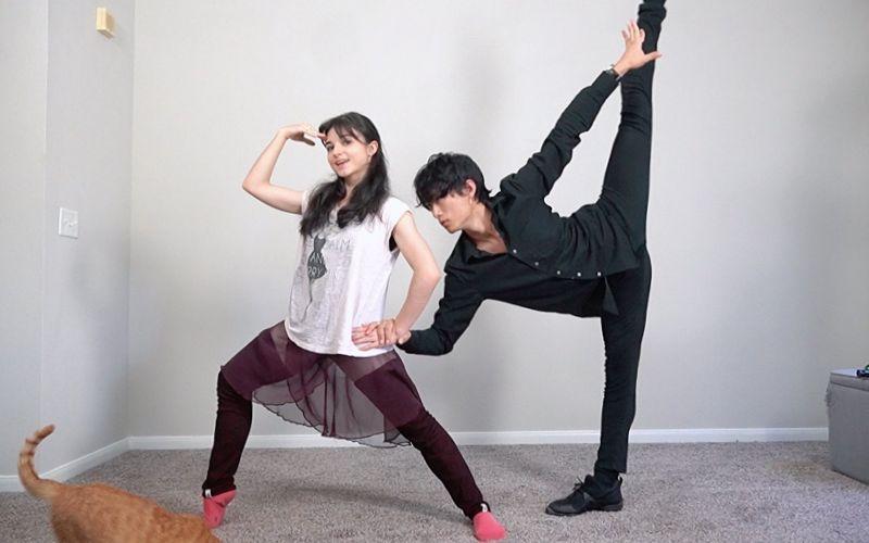 ヤマカイTV バレエの魅力を伝える国際カップルYouTuber