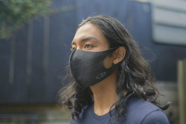 アイスブレーカー「ZQメリノ製マスク」売上一部コロナ救済基金寄付