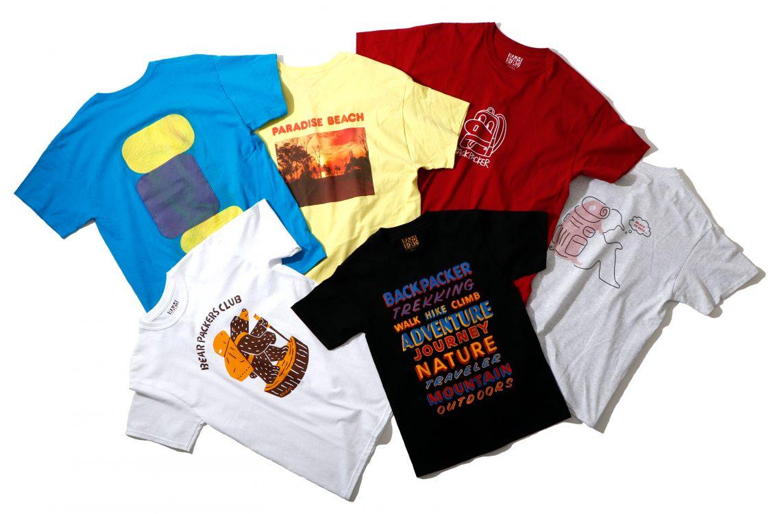 マストバイ!BAMBOO SHOOTSのTシャツコレクション
