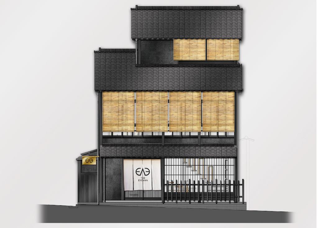 京都に誕生したジ・アイヴァン。アイヴァンブランドの新たな歴史の幕開け