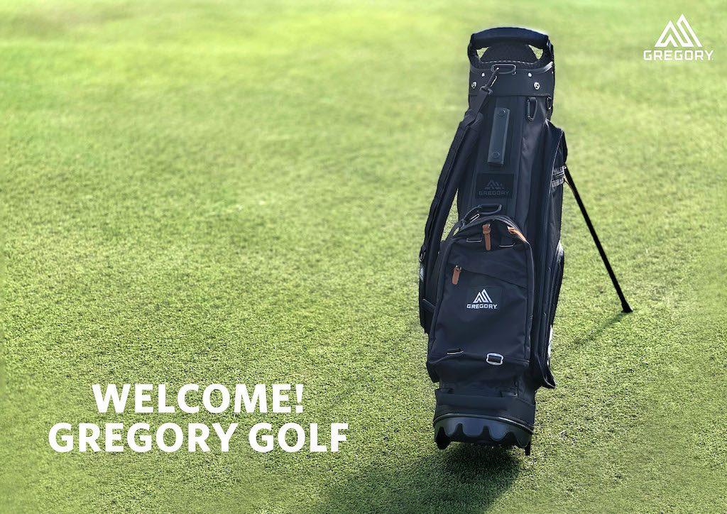 GREGORY,グレゴリー,ゴルフ,GOLF,ゴルフの旅,旅,TRAVEL,トラベル,キャディーバッグ,ヘッドカバー,